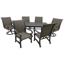 Bartlet 7 Piece Dining Set