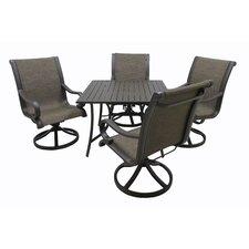 Bartlet 5 Piece Dining Set