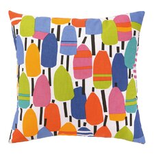 Buoys Indoor / Outdoor Throw Pillow