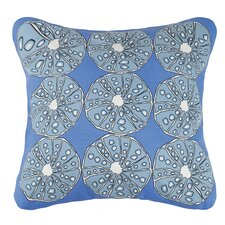 Urchins Outdoor Cotton Throw Pillow