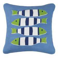 Best  Nautical Outdoor Cotton Throw Pillow