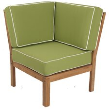 Kensington Corner Lounge Chair With Cushions