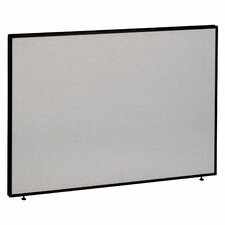 "ProPanel Privacy 1 Panels Room Divider, 43"" H x 60"" W"