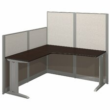 Office in an Hour L-Shape Workstation