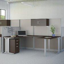Office in an Hour U-Shape Workstation