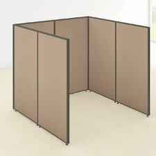 ProPanel Open Cubicle Configuration