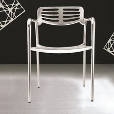 Stacking Dining Arm Chair