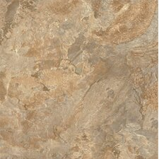"Alterna Mesa Stone 16"" x 16"" Engineered Stone Field Tile in Terracotta/Clay"