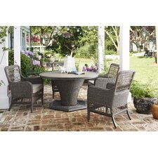Best #1 Dogwood 5 Piece Dining Set