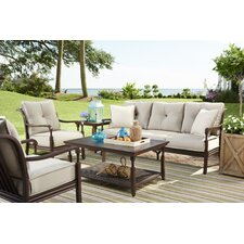 Spacial Price River House Deep Seating Group with Cushion