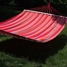 Naval Double Tree Cotton Hammock