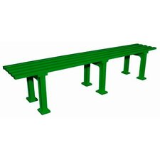 Midcourt Park Bench