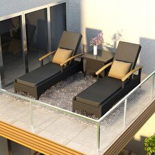 Arbor Piece Lounge Seating Group with Cushion