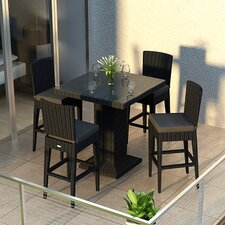 Urbana 5 Piece Bar Set