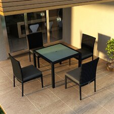 Urbana 5 Piece Dining Set