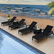 Urbana 6 Piece Lounge Seating Group