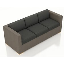 Element Sofa with Cushions