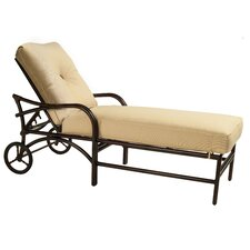 Sundance Chaise Lounge with Cushion
