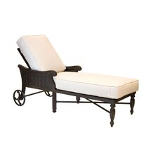 Jakarta Chaise Lounge with Cushion