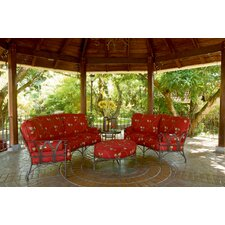Milazzo Crescent Seating Group with Cushion