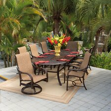 Sundance 9 Piece Dining Set