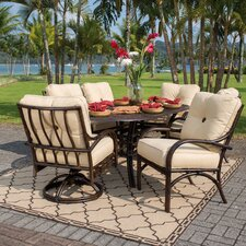 Sundance 7 Piece Dining Set