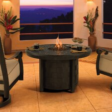 Bellanova Round Fire Pit Table
