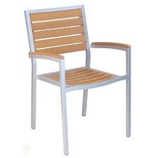 Find Teak Arm Chair (Set of 2)