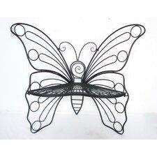 Comparison Metal Garden Butterfly Chair