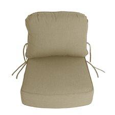 Wonderful Outdoor Sunbrella Deep Setting Chair Cushion