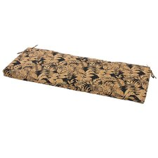 Leaf Outdoor Patio Bench Cushion