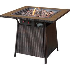 Uniflame Tile Mantel Gas Fire bowl