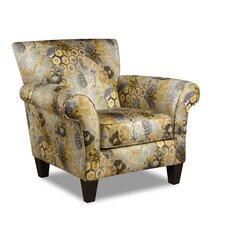Hepburn Windflower Arm Chair