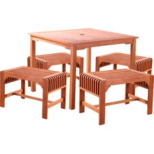 2017 Coupon 5 Piece Dining Set
