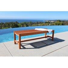 Wonderful Wood Garden Bench
