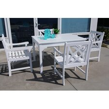 Mahler 5 Piece Dining Set
