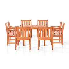 Cool Benji 9 Piece Dining Set