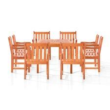Benji 9 Piece Dining Set