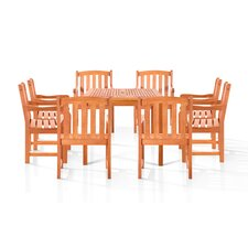 Stanley 9 Piece Dining Set