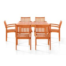 Ayr 7 Piece Dining Set