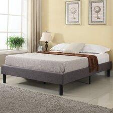 Upholstered Platform Bed  Madison Home USA