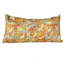 Marigold Outdoor Lumbar Pillows Rectangle 11x22 (Set of 2) (Set of 2)