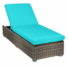Cape Cod Chaise Lounge with Cushion