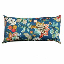Wonderful Wild Flower Outdoor Lumbar Pillows Rectangle 11x22 (Set of 2) (Set of 2)