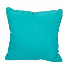 Bargain Outdoor Throw Pillows Square (Set of 2)