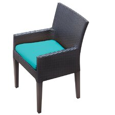 Napa Dining Arm Chair With Cushion (Set of 2)t (Set of 2)
