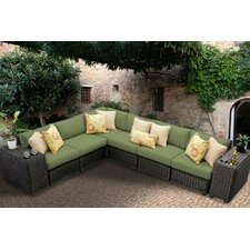 Best Choices Venice 8 Piece Seating Group with Cushion