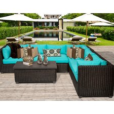 Today Sale Only Venice 7 Piece Seating Group with Cushion