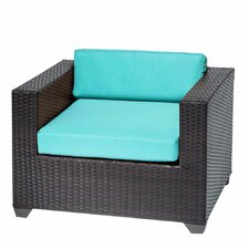 Belle Club Chair with Cushions