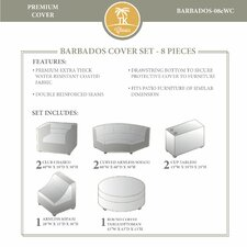 Best  Barbados 8 Piece Winter Cover Set